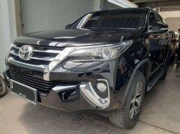 Jual Toyota Fortuner SRZ 2017 harga murah di Jawa Barat
