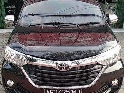 Toyota Avanza G 2018 Hitam Yogyakarta
