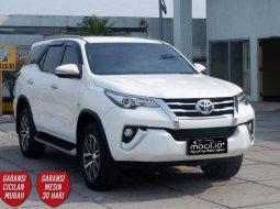 Jual mobil Toyota Fortuner 2016 di DKI Jakarta
