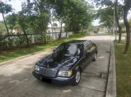 Mercedes-Benz W140 / S320 thn 1997 Hitam AT Istimewah