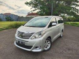DKI Jakarta, jual mobil Toyota Alphard G G 2012 dengan harga terjangkau