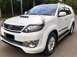 Toyota Fortuner G VNT TRD 2013 AT Diesel