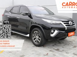 Toyota Fortuner 2.4 VRZ AT 2016 Hitam