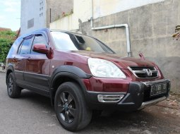 Honda New CRV Gen2 Manual iVTEC 3Baris 2003 CR-V Orsinil Mulus