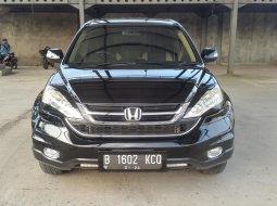 Honda CR-V 2.0 AT 2011 Black On Beige Mulus Pjk Pjg TDP 40Jt