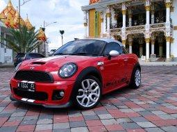 2012 MINI Cooper Coupe 1.6 AT S Hatchback Merah Surabaya