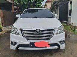 Jual Toyota Kijang Innova V 2014 harga murah di DKI Jakarta