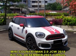 MINI Countryman Cooper S JCW ALL4 2018 Putih