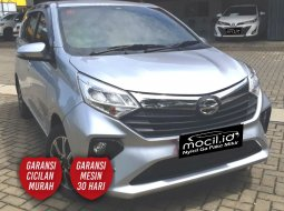 Daihatsu Sigra R 2018 Silver