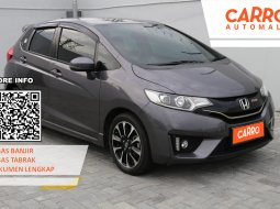 Honda Jazz RS AT 2016 Abu-Abu