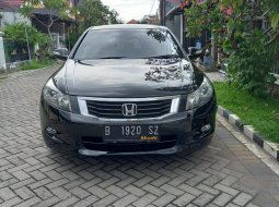 2008 Honda Accord 2.4 AT Hitam Surabaya