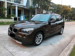 For Sale BMW X1 S drive thn 2012 Coklat Metalik AT Triptonic
