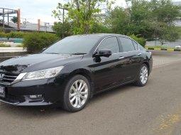 Honda Accord 2.4 VTi-L 2015 Black On Beige Mulus Siap Pakai TDP 71Jt