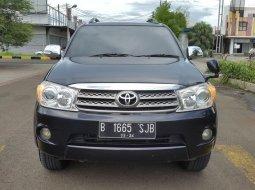 Toyota Fortuner 2.7 G Luxury 2010 Black On Beige Mulus Terawat TDP 37Jt