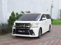 Toyota Vellfire 2.4 Z Alles 2015 Putih