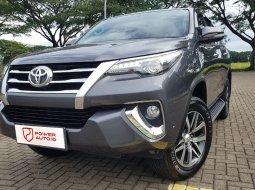 Toyota Fortuner VRZ 2016 FULL ORI + GARANSI MESIN & TRANSMISI 1 TAHUN