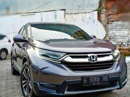 Honda CR-V Turbo Prestige 1.5 Matic Tahun 2018 Abu-Abu