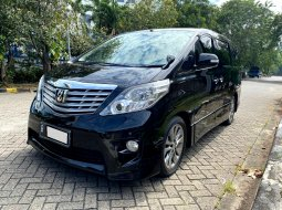 Toyota Alphard S Audio Less AT 2010 Hitam