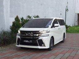 Toyota Vellfire 2.4 Z Alles 2015