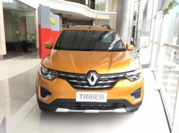 Best Promo Renault Triber RXZ AT termurah