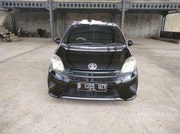 Jawa Barat, Toyota Agya E 2014 kondisi terawat