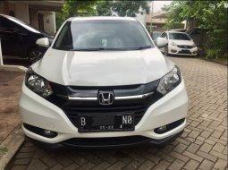 Honda HR-V E CVT 2017 Putih - Terawat Bengkel Resmi Honda