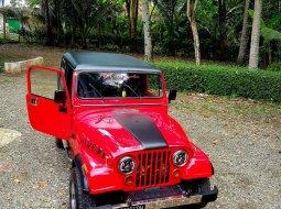 Jual Jeep CJ7 ori diesel 1982 4x4
