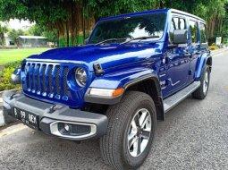 Jeep Wrangler Sahara 2018 Pemakaian 2020