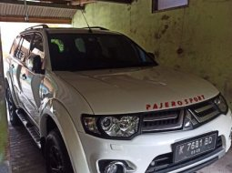 Mitsubishi Pajero Sport Dakar VGT 2013