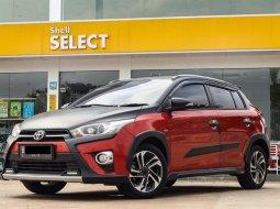 Toyota Yaris Heykers TRD 2017 Antik, Low Km full orisinil siap pakai