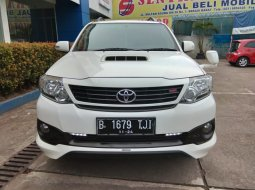 Toyota Fortuner G VNT TRD 2.5 dsl AT 2014 Putih