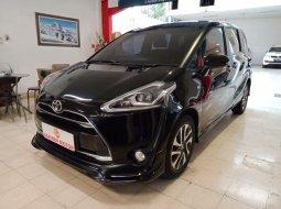 Jawa Barat, Toyota Sienta Q CVT AT 2016 Hitam Km Rendah