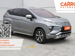Mitsubishi Xpander Ultimate AT 2018 Abu-abu