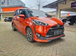 Jual Toyota Sienta Q 2016 harga murah di Banten