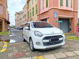Daihatsu Ayla X AT 2016 KM 17rb Dp Ceper DP pake Motor, Teman Agya Brio Mirage March Calya Sigra