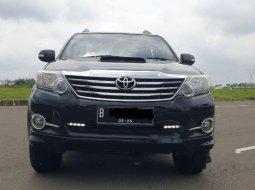 Mobil Toyota Fortuner 2015 G terbaik di DKI Jakarta