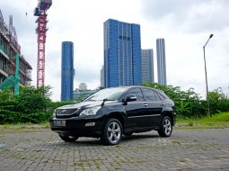 2014 Toyota Harrier L Premium 2.4 AT SUV Hitam Surabaya