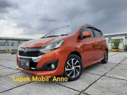 Jual mobil bekas murah Daihatsu Ayla R 2017 di DKI Jakarta