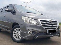 Mobil Toyota Kijang Innova 2014 V Luxury dijual, DKI Jakarta