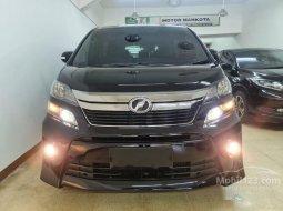 Jual cepat Toyota Vellfire Z 2014 di DKI Jakarta