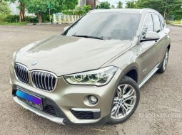 Jual mobil BMW X1 sDrive18i xLine 2017 bekas, DKI Jakarta
