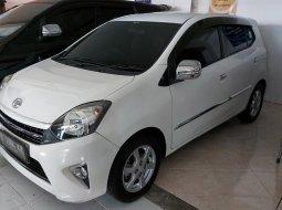 Toyota Agya 2015 A/T  putih