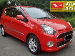 Daihatsu Ayla X 1.0 AT 2016 DP13 KM 31rb