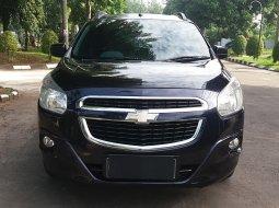 Chevrolet Spin 1.5 LTZ th 2013 At Matic Pajak Panjang Rival Mobilio Ertiga Livina Avanza Veloz