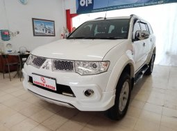 Mitsubishi Pajero Sport 2.5 Dakar Limited Sunroof AT 2013 Putih Ltd
