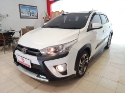 Toyota All New Yaris 1.5 S TRD Sportivo Heykers AT 2017 Putih