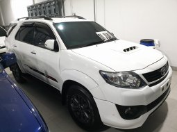 Toyota Fortuner TRD 2015 Putih