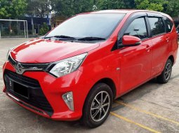 Toyota Calya G AT 2018 DP15 KM 25rb