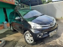 Toyota New Avanza G Manual Airbag  Tahun 2012 Hitam Metalik