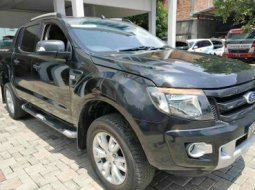 Ford Ranger WILDTRACK 4X4 2014 Hitam